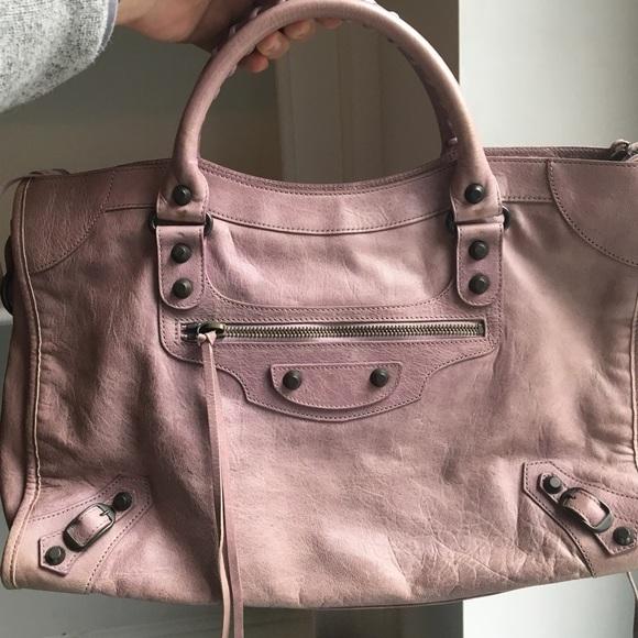 Balenciaga Handbags - Balenciaga Limited Edition 2009 Lilac RH City